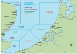 North Sea Pasage Pilot für die südliche Nordsee